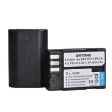 Batmax D-LI90 DLI90 D LI90 2600mAh Li-ion Bateria Da Câmera Digital Para PENTAX K-7 K-7D K-5 K-5 II 645D K01 K-3 K-3 II 645Z L15
