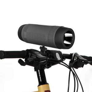 Image 2 - Zealot S1 Portable Bluetooth Speaker Wireless Bicycle Speaker+fm Radio Outdoor Waterproof Boombox Support TF Card,AUX,Flashlight