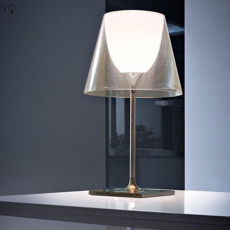Italien Einfache, Moderne Led Tisch Lampe FLOS Ktribe Individuelle Kreative Bunte Schreibtisch Lampe Wohnzimmer Schlafzimmer Nacht Büro Decor - 5