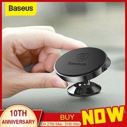 Baseus Strong Magnetic Phone holder for iPhone 11 Samsung Magnet Car Holder 360 Degree GPS Dashboard Mobile Phone Holder Stand