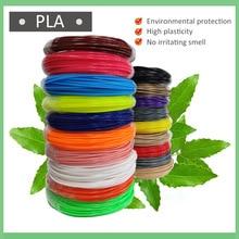 sublimation pla filament abs 3d printer glow in the dark plastic 1.75mm impresor