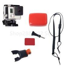 Kit daccessoires de morsure de montage de bouche pour la plongée de surf pour la caméra de héros