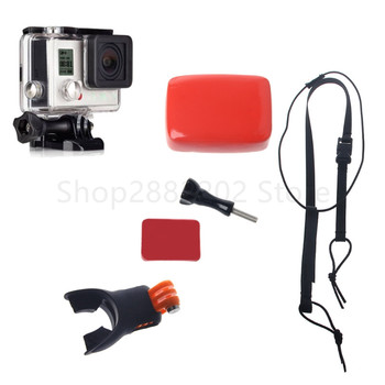 Mouth Mount Bite Accessories Set Kit for Surfing Diving Hero Camera - discount item  18% OFF Camera & Photo