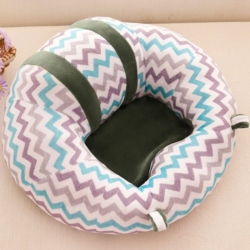 Baby Seat Sit Support Protector Soft Sofa Cushion Chair Car Safety Plush Pillow Plush Infant Toy Gift U50F