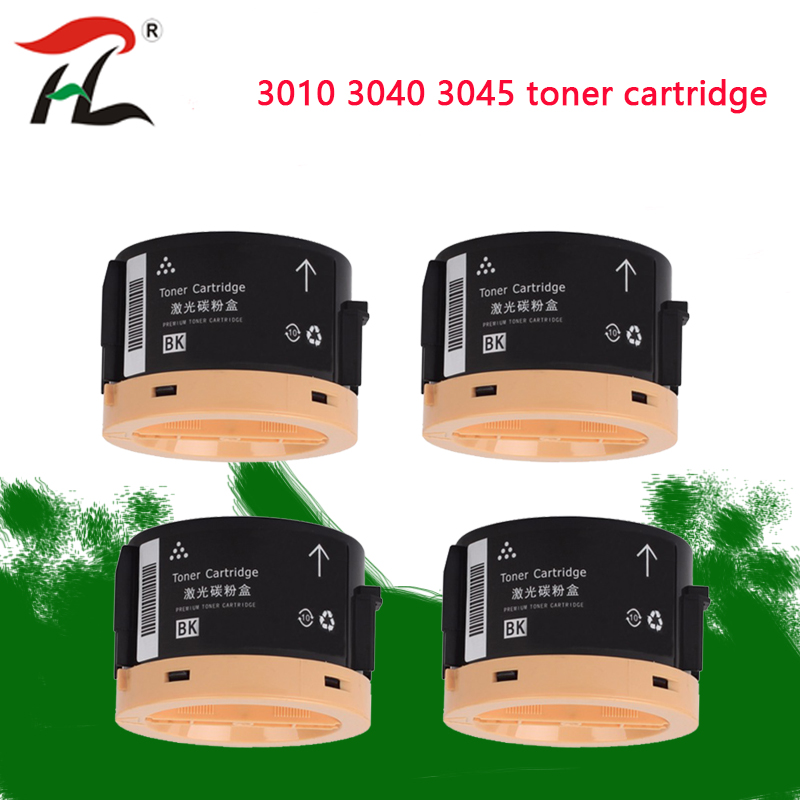Compatible for Xerox Phaser 3010 3040 WorkCentre 3045 Laser Toner Cartridge 106R02182 106R02183 Full with powder box XEROX