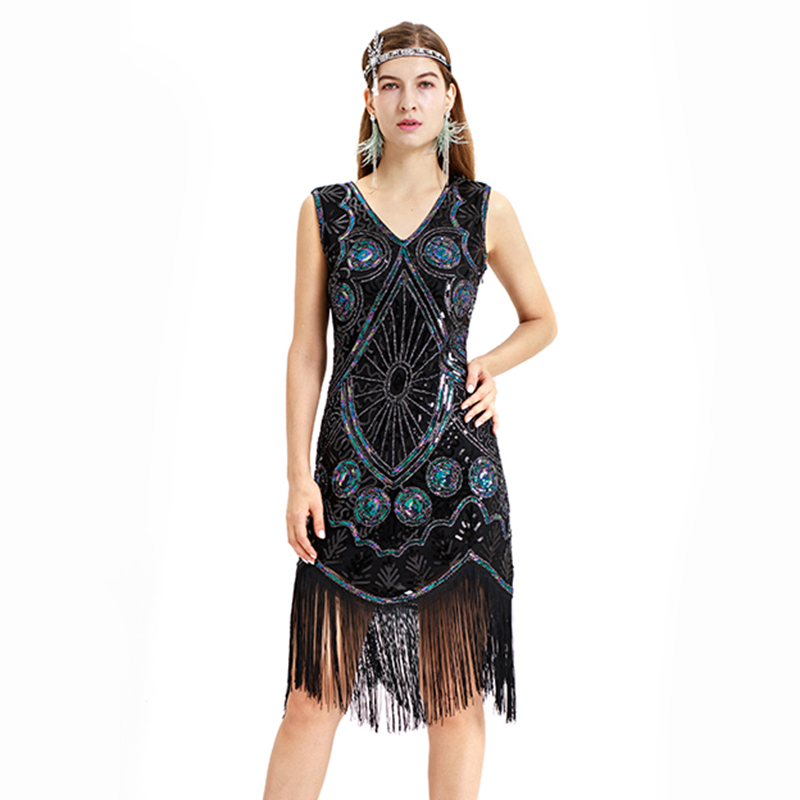 73b9e4 Buy Flapper Dresses For Women Plus Size And Get Free ...