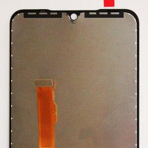 Image 5 - DOOGEE N20 شاشة الكريستال السائل + مجموعة المحولات الرقمية لشاشة تعمل بلمس 100% الأصلي جديد LCD + اللمس محول الأرقام ل DOOGEE N20 برو