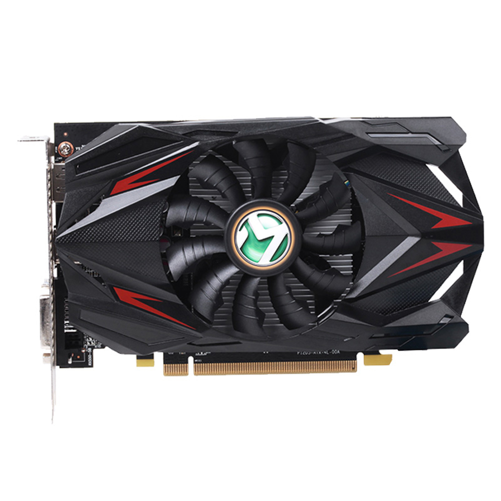 Maxsun Radeon <font><b>RX</b></font> <font><b>550</b></font> 4G Graphic Card GDDR5 GPU Gaming Video Card video For PC image