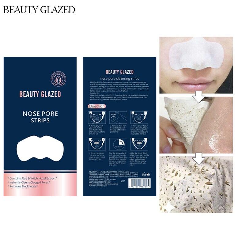 1 шт., маска для удаления черных точек на носу