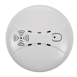 Bezprzewodowy detektor dymu WIFI GSM bezpieczeństwo w domu czujnik dymu w Detektor dymu od Bezpieczeństwo i ochrona na