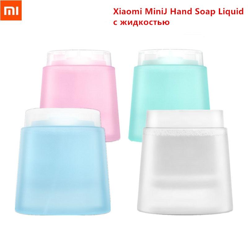 Original xiaomi xiaoji minij mão sabão para xiaoji casa inteligente 0.25s infravermelho indução automática lavagem de espuma