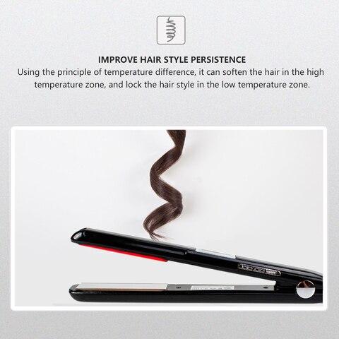 display lcd infravermelho cuidados com cabelo