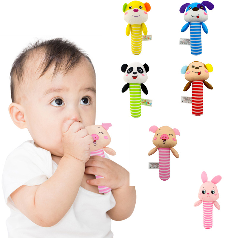 Baby Toys 0 12 Months Toy Boy 6 13 24 Newborn Juguetes Para Bebes Toddlers Meses Educational Rattle Infant Girl Developmental