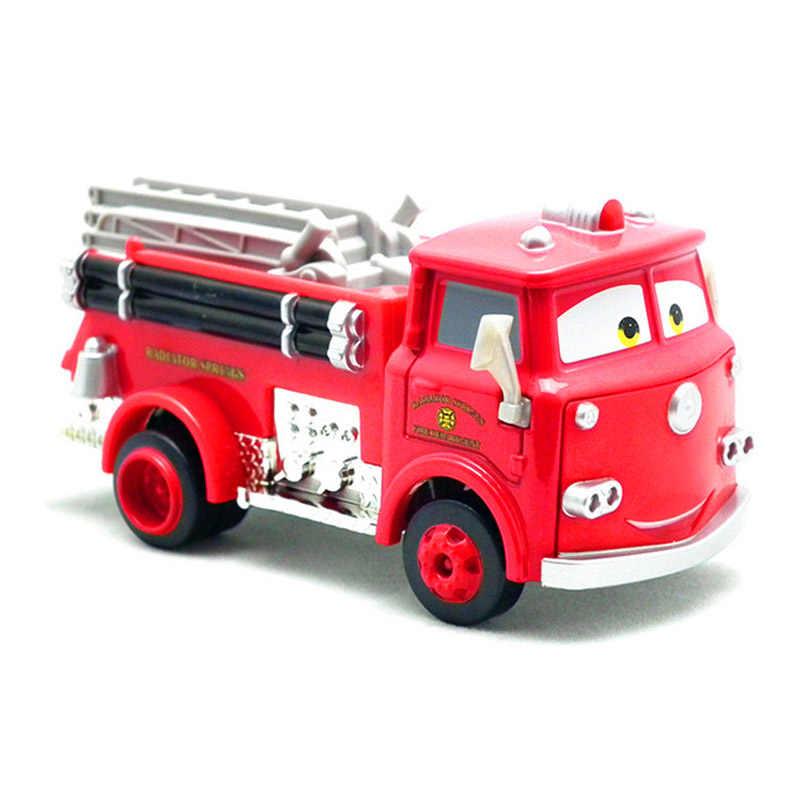 Disney Pixar Cars 2 3 Lightning Mcqueen Piston Cup Diecast Voertuig Hot Speelgoed Model Verjaardagscadeau Voor Jongen