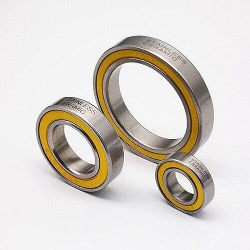 10pc 6904-2RS Hybrid CERAMIC Ball Bearing Bearings 6904RS 20*37*9 20x37x9 mm