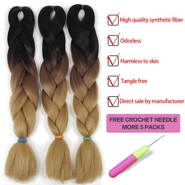 Multicolor Hair Extension
