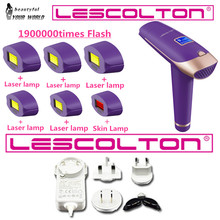1900000 pulses professional permanent laser epilator IPL hair removal