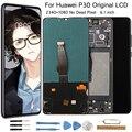 6,1 ''ЖК дисплей для Huawei P30 P 30 запчасть для ЖК-дисплея в сборе оригинальный сенсорный экран с органическим светодиодом для Huawei P30 ELE-L29 L04 L09