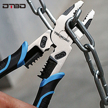 6''8'' Multitool Pliers Set Combination Pliers Stripper/Crimper/Cutter Heavy Duty Wire Pliers Diagonal Pliers Hand Tools