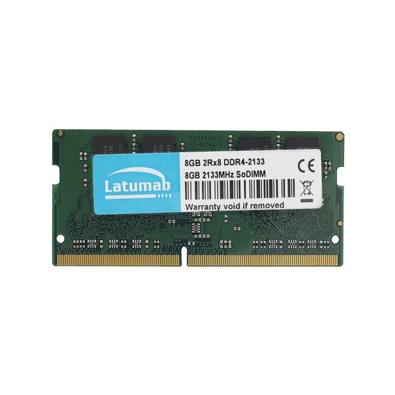 8GB PC4-17000 DDR4 2133 MHz SODIMM 260-Pins Laptop Memory RAM 8G 2133 NEW**
