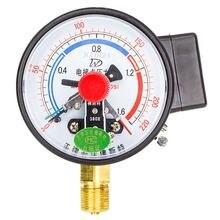 YX100 electric contact pressure negative pressure vacuum gauge 1.6 electronic co