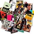 25 шт., классические наклейки для багажа, ноутбука, художественная живопись, Убить Билла, целлюлоза, постер, наклейки, водонепроницаемая игру...