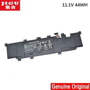 Оригинальный аккумулятор JIGU для ноутбука Asus VivoBook S300CA S400 S400E S400CA S500CA 11,1 В 44WH, с зарядным устройством, с зарядным устройством, для ноутбука