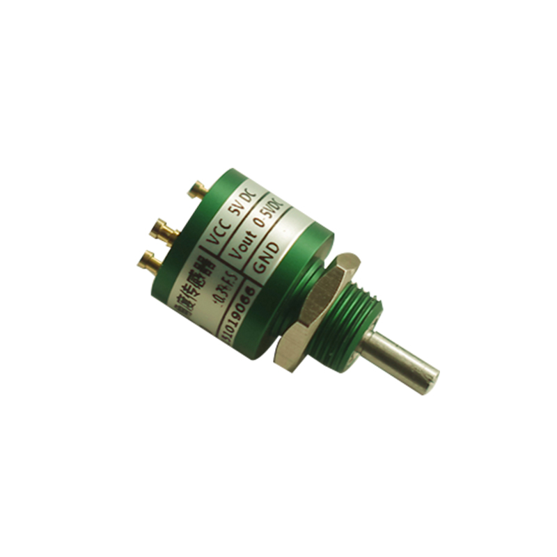 P3015 Non-contact Hall Angle Sensor Diameter 15mm Absolute Position 360 Degree Without Dead Angle