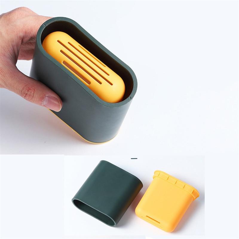 Купить силиконовый держатель для туалетной щетки с антикоррозийной