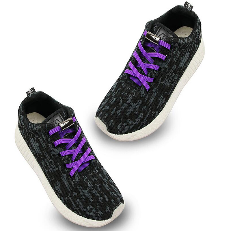 Elastic Magnetic 1 Second Locking Shoelaces 2