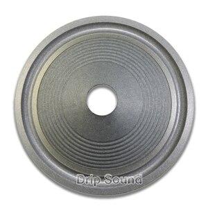 """Image 2 - 10"""" inch 250mm 35.5mm Core Speaker Cone Paper Basin Woofer Drum Paper Foam Edge Trumper Bass Repair Parts #3"""