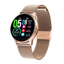DT88 Smart watch Men Sports Passometer Bracelet IPS Heart Ra