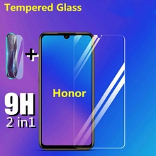 2 in 1 Full Cover 9H Tempered Glass for Huawei Honor 9X 9X Pro 8X 8A 8C 8S 10 20 10i 20i 10 20 Lite v20 v30 Screen Protector 2 in 1 full cover 9d tempered glass for huawei honor 9x 9x pro 8x 8a 8c 8s v20 v30 10 20 10i 20i 10 20 lite screen protector