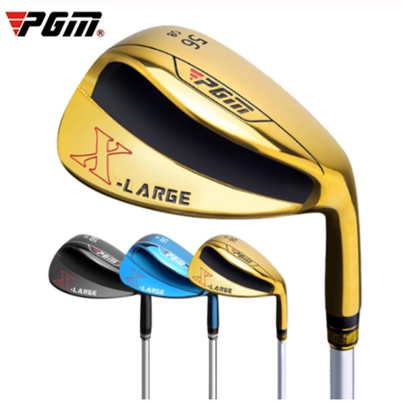 PGM Golf Clubs Sand Bar Cut Rod CNC Face Groove Golf Wedges Club Occupation Shaft /Cutter/Wedge 56/60 Degree