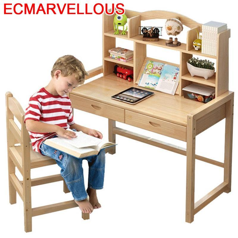 Estudo Mesinha Mesa Y Silla Infantil Tavolo Per Bambini Baby Children Child Adjustable For Bureau Enfant Kinder Kids Study Table