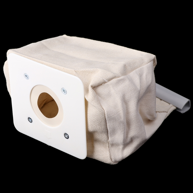 Non Woven Cloth Vacuum Cleaner Bag Reusable Dust Bags Replacement For FC8046
