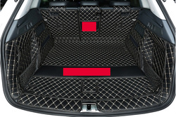 Bagagliaio di un'auto stuoia durevole boot tappeti copertura completa per audi q5 FY 2018 2019 2020
