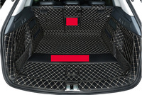 car trunk mat durable boot carpets full coverage for audi q5 FY 2018 2019 2020