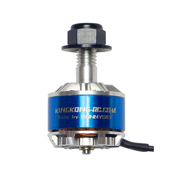 LDARC / Kingkong XT1406 1406 3600KV 2-4S Brushless Motor For Racing Drone - Counter-clockwise Rotation