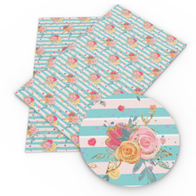 Sheets Fabric Love-Heart-Letters Synthetic for Bows Handmade-Accessories Patchwork DIY