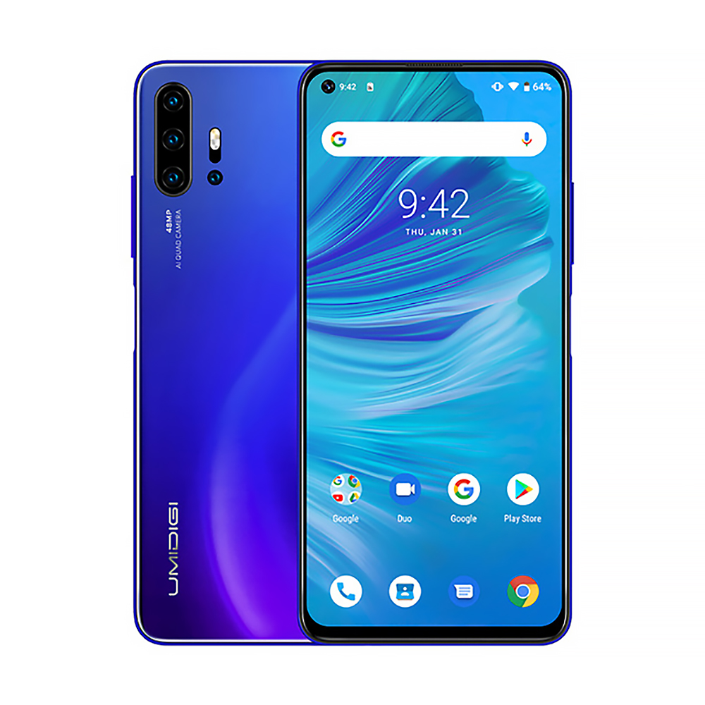 UMIDIGI F2 10 6 Global versão Android 128GB 6.53