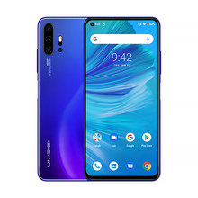 "UMIDIGI F2 version globale Android 10 6GB 128GB 6.53 ""FHD 32MP Selfie Helio P70 48MP AI Quad caméra téléphone portable 5150mAh NFC(China)"