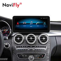 """New arrival!! Car multimedia player 4GB+64GB 10.25"""" Android 9.0 Car dvd player for Mercedes benz C Class W205 2014-2018"""