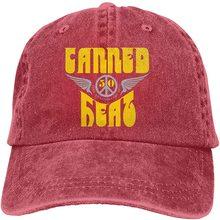 Cowboy-Hat Snapback Baseball Adjustable Black Casquettes Denim-Cap Aifushi-Canned Plain