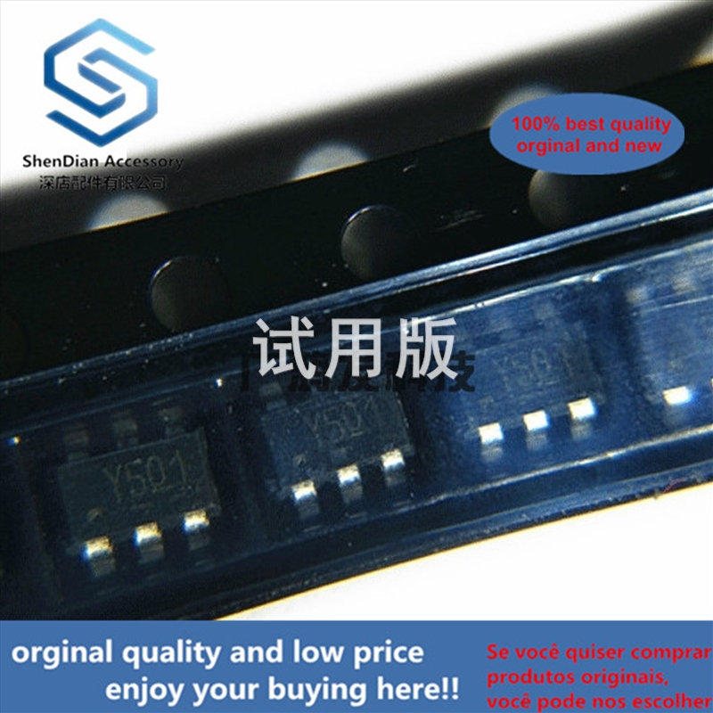 10pcs 100% Orginal New AP2605GY-HF P-channel Field Effect Tube Screen Printing Y5 SOT-163 23-6