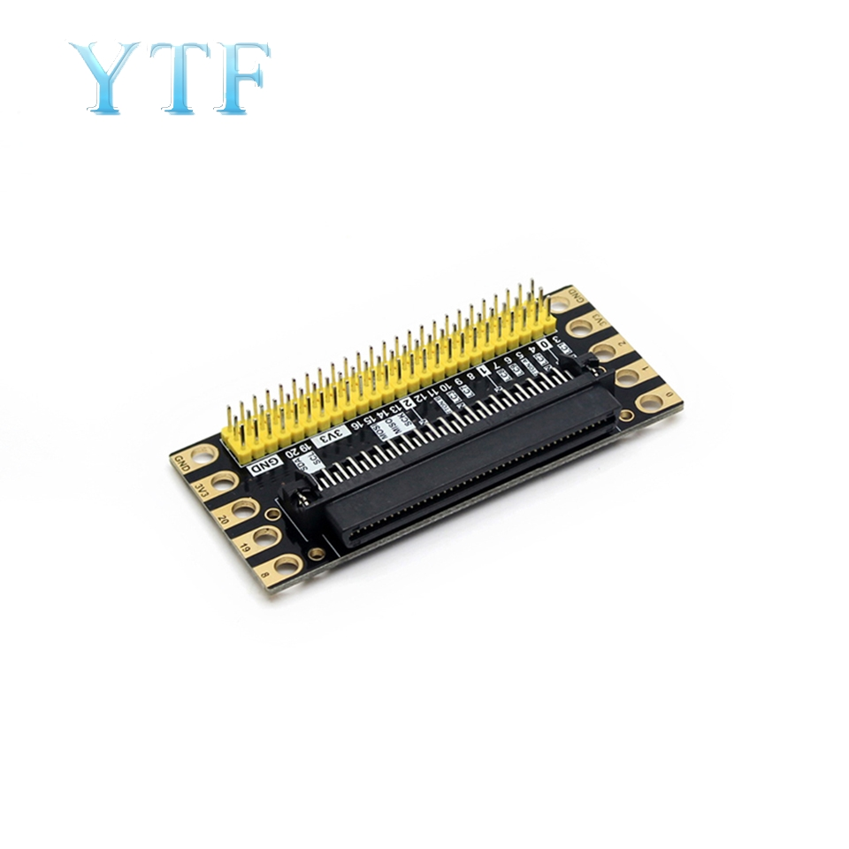 Micro:Bit Port Expansion Board Microbit Adapter Plate Io Expansion Board Module