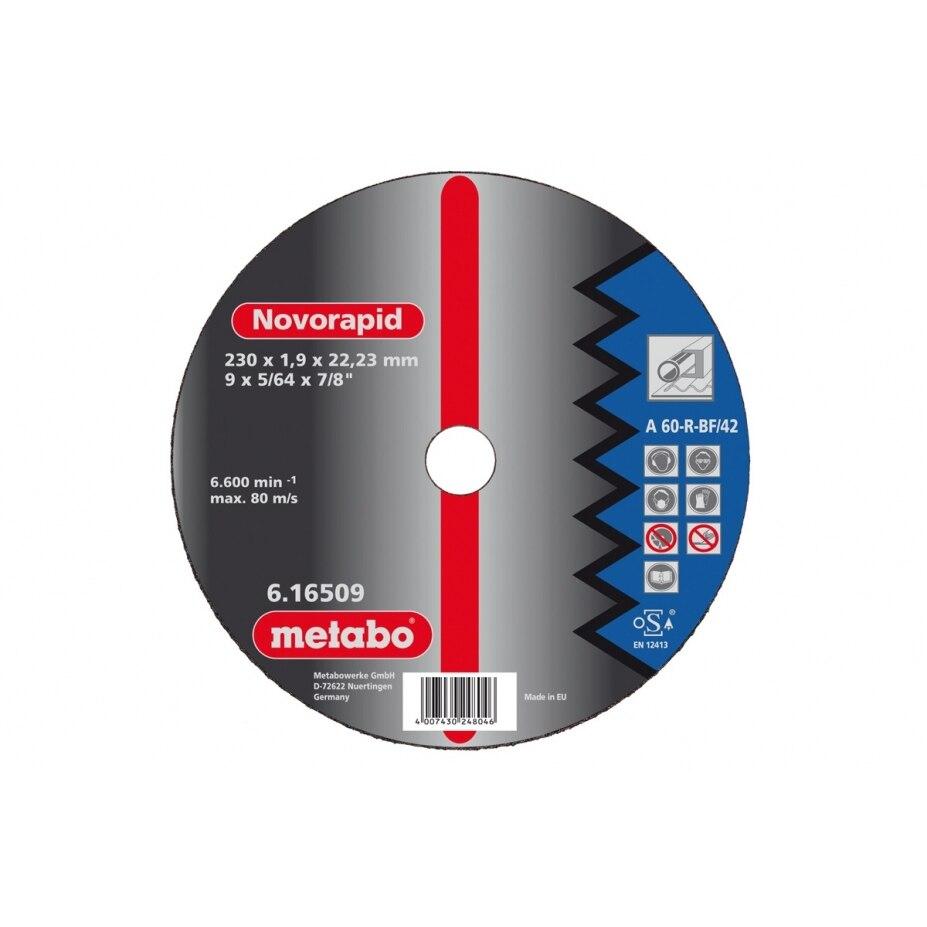 Circle Cutting METABO 150х1. 6x22 616507000