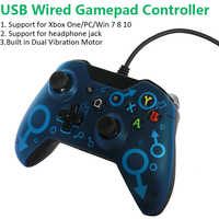 one pc USB Wired Gamepad עבור Xbox One Controller עבור Xbox One Controle ג