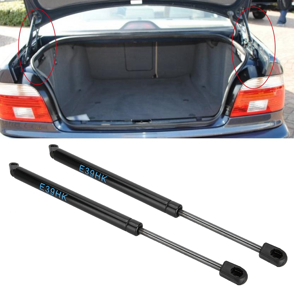 1 Pair Strut Bars 51248222913 Tailgate Trunk Gas Spring Strut Lift Support Fit for BMW E39 525i/528i/530i/M5