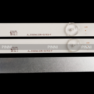 Image 4 - 1 комплект = 3 предмета в комплекте HD32 D2 светодиодная подсветка для 32 дюйма RH43 D3202X 06A JF JL.D32061235 017ES F 6 светодиодов